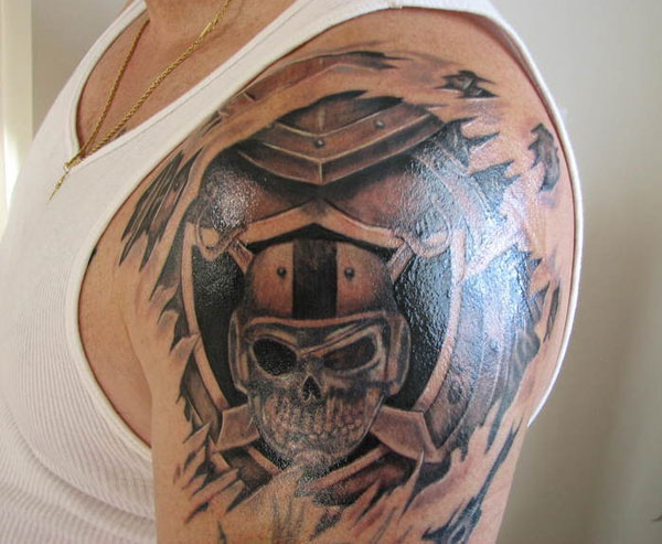 latest raider ink 160 Tattoos Pictures Which Are Marvelous