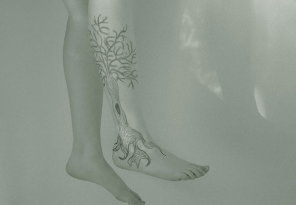 leaves foot tattoo 160 Tattoos Pictures Which Are Marvelous