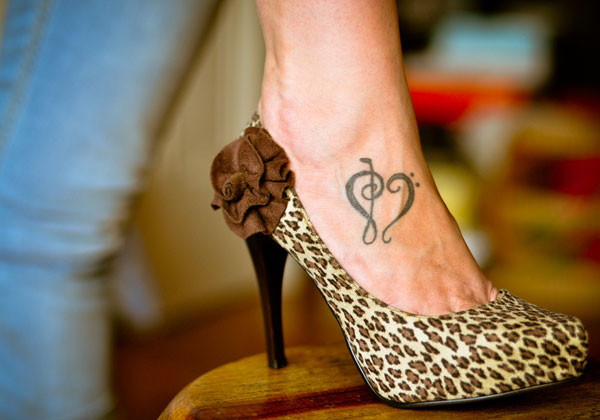 love music 160 Tattoos Pictures Which Are Marvelous