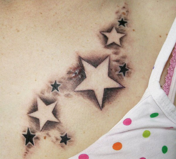 new star tattoo 160 Tattoos Pictures Which Are Marvelous