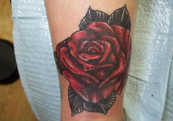 rose tattoo 160 Tattoos Pictures Which Are Marvelous