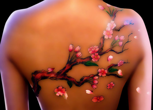 sakura tattoo 160 Tattoos Pictures Which Are Marvelous
