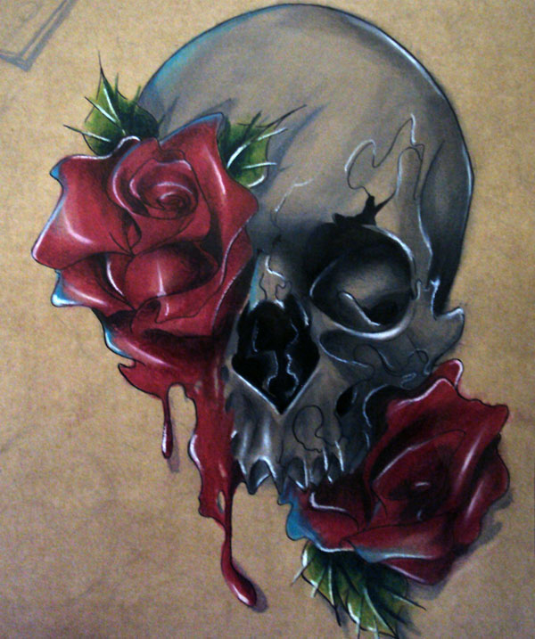 skull 160 Tattoos Pictures Which Are Marvelous