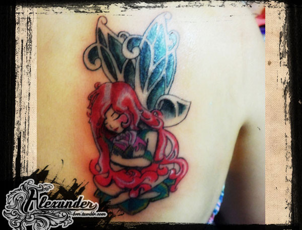 tatuaje hada 160 Tattoos Pictures Which Are Marvelous