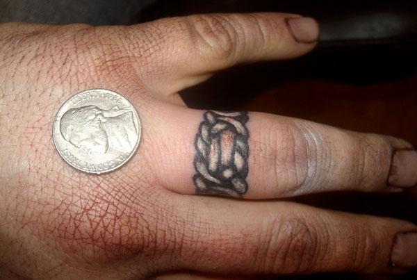wedding ring design 160 Tattoos Pictures Which Are Marvelous