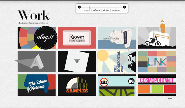 marcorosella 30 Inspiring Examples of Textures in Web Design