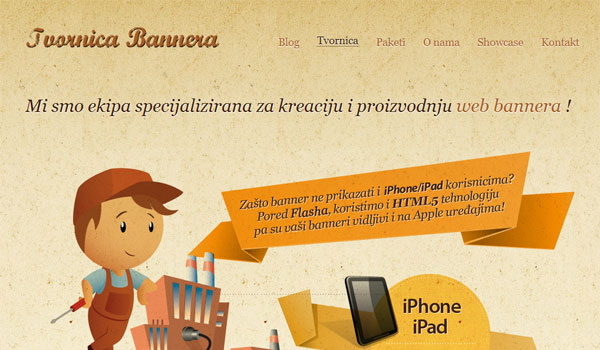 tvornicabannera 30 Inspiring Examples of Textures in Web Design