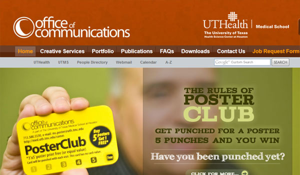 uthealth 30 University Website Designs