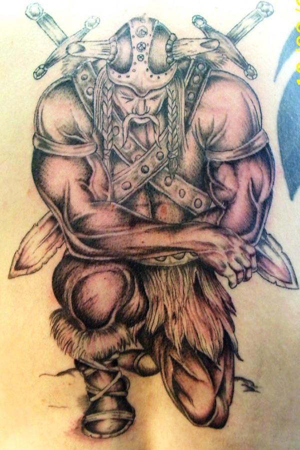 viking tattoo ray 30 Majestic Viking Tattoos