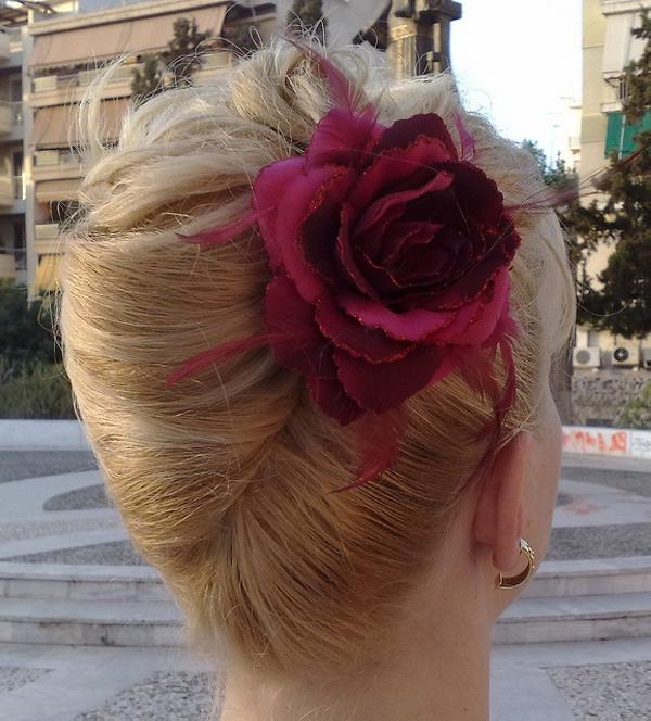bizarre hairstyle 30 Breathtaking Wedding Updo Hairstyles