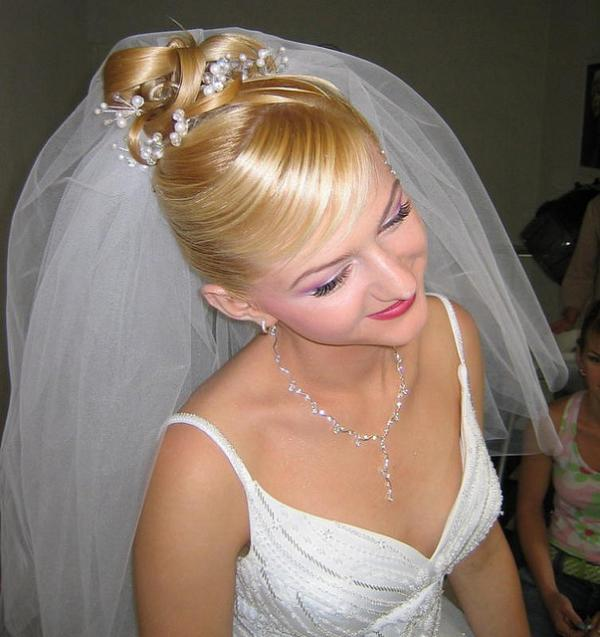 Wedding Cool Updo