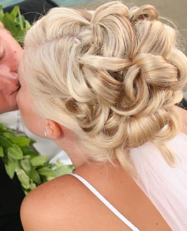 30 Breathtaking Wedding Updo Hairstyles
