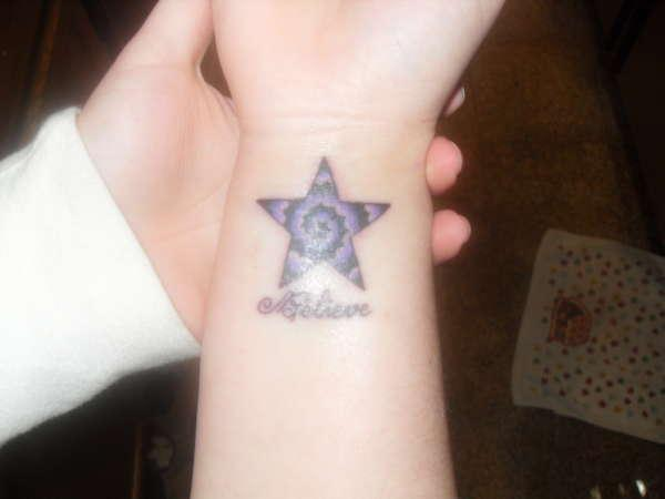 my wrist star 40 Glamorous Wrist Tattoos For Girls