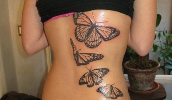 butterfly tattoo 35 Beautiful Tattoos You Should Check Right Away