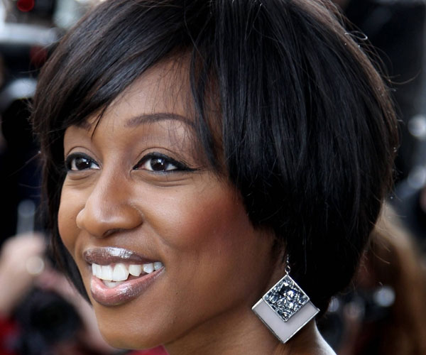 bob design 35 Awesome Black Short Hairstyles