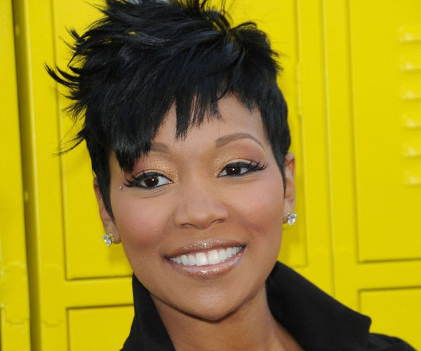 Fantastic 35 Awesome Black Short Hairstyles Slodive Hairstyles For Women Draintrainus