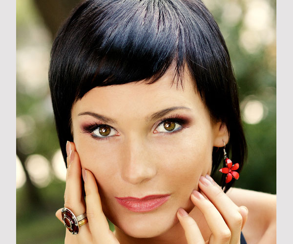 short hair 35 Awesome Black Short Hairstyles
