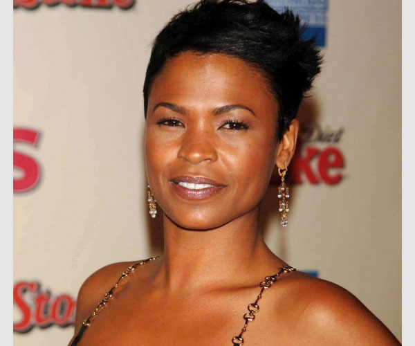 Stupendous 35 Awesome Black Short Hairstyles Slodive Hairstyle Inspiration Daily Dogsangcom