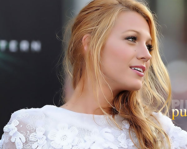 Blake Lively Pure Beauty