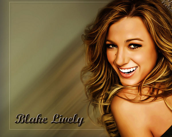 blake lively wavy hair 25 Sexy Blake Lively Hairstyles