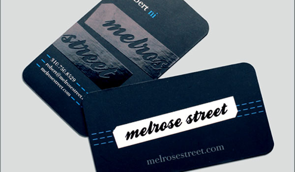 30 stunning blue business cards slodive melrose stree business card colourmoves