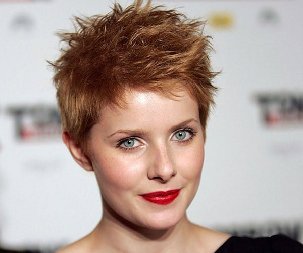 35 Striking Celebrity Short Hairstyles - SloDive