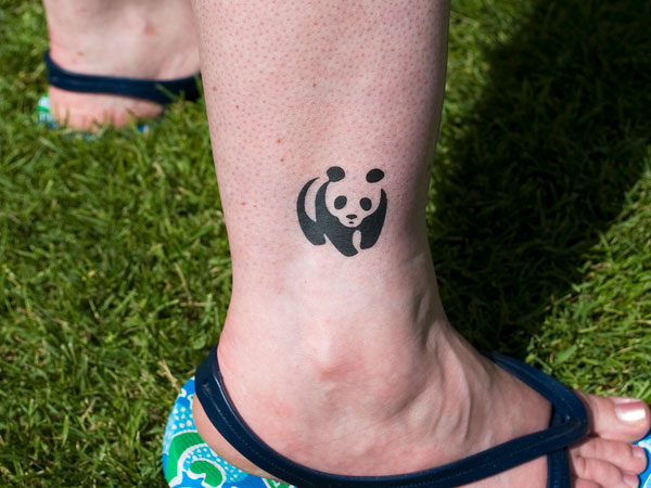 panda tattoo 40 Magnificent Chinese Tattoos