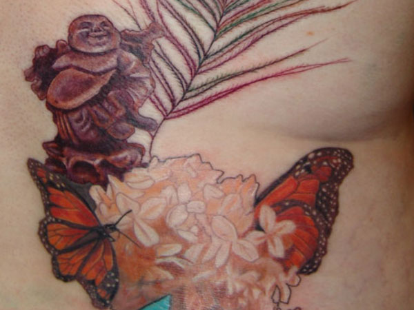 traveling buddha 40 Magnificent Chinese Tattoos