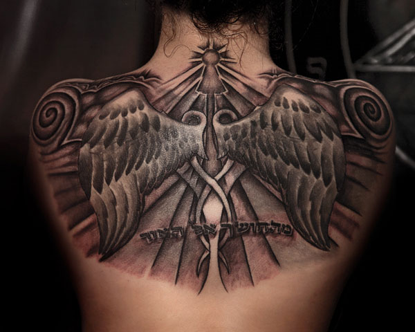 Awesome Design Tattoo