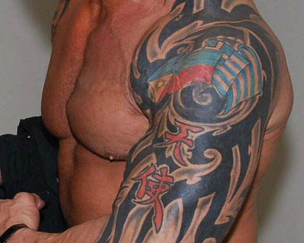 Batista New Tattoo