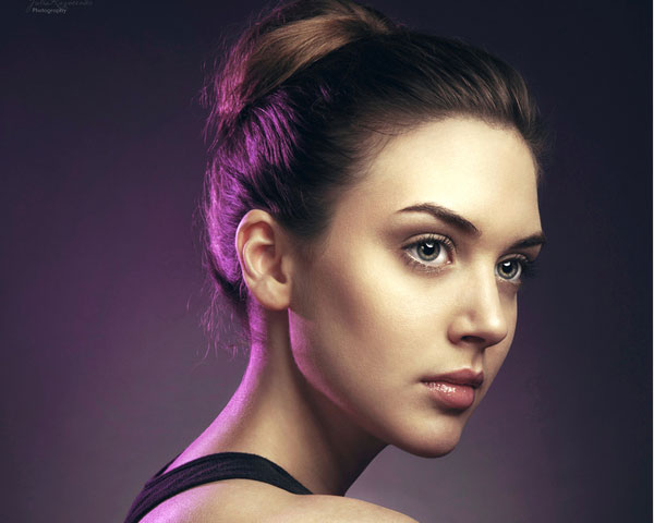 hair with bun 30 Cute And Easy Hairstyles To Make You Look More Beautiful