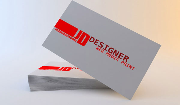 30 awesome designer business cards slodive business card with red stripe colourmoves
