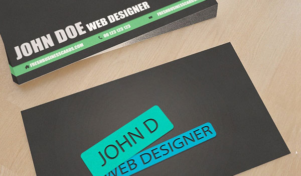 30 awesome designer business cards slodive web design business card colourmoves