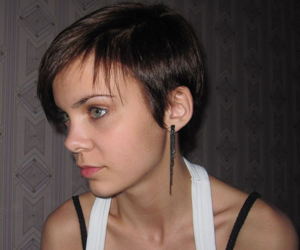 short hair 30 Breathtaking Easy To Do Hairstyles