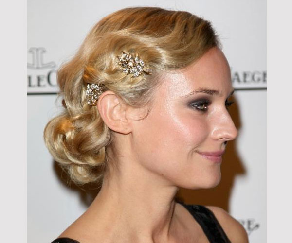 Updo Hairstyle For Party