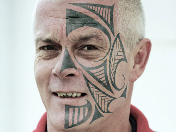 Design Face Tattoo