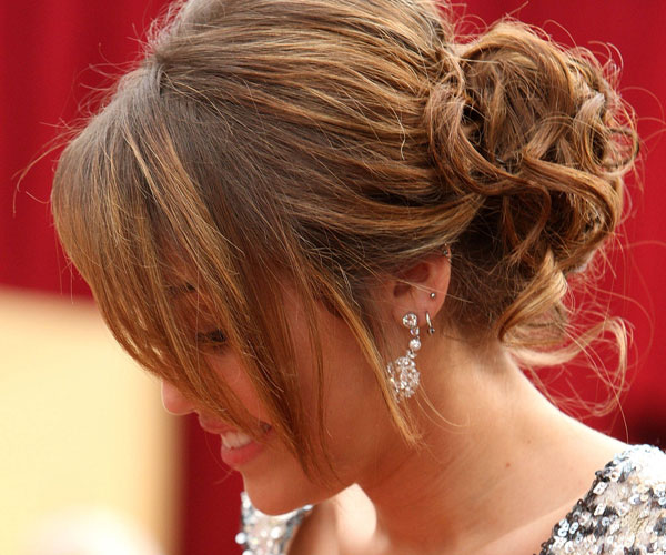 Stupendous 30 Fancy Hairstyles You Can Try Today Slodive Hairstyles For Women Draintrainus