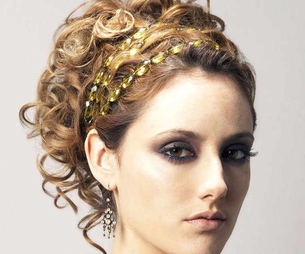 Fancy Up Hairstyle