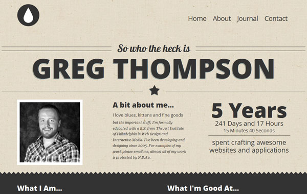 Greg Thompson