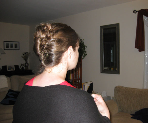 cool hairstyle 30 Mind Blowing French Twist Hairstyle