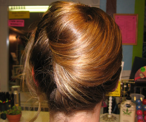 dang sexy hairstyle 30 Mind Blowing French Twist Hairstyle