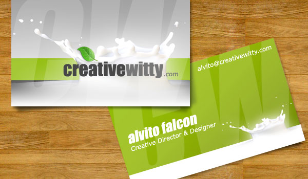creative witty 30 Fresh Business Cards For Your Inspiration