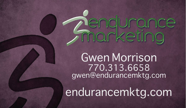 endurance marketting 30 Fresh Business Cards For Your Inspiration