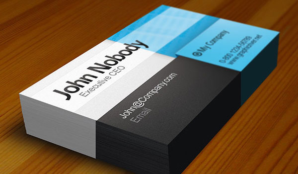 fresh card 30 Fresh Business Cards For Your Inspiration