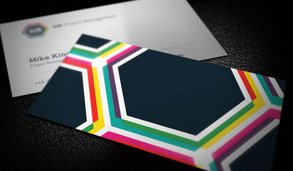get it right 30 Fresh Business Cards For Your Inspiration
