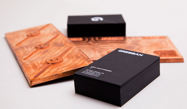 grebban 30 Fresh Business Cards For Your Inspiration