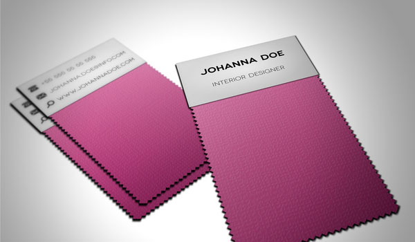 pantone color swatch 30 Fresh Business Cards For Your Inspiration