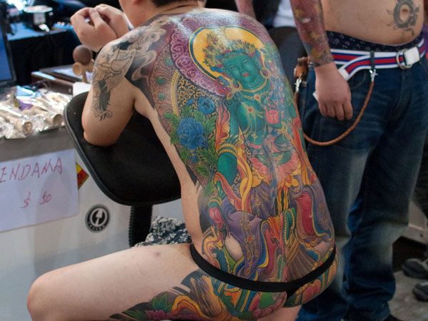 Full Body Tattoos Unbelievable Examples With Photos Slodive