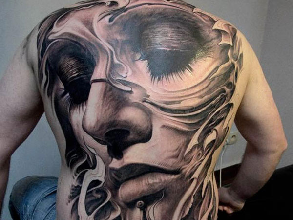 Full Body Tattoos Unbelievable Examples With Photos Design Press