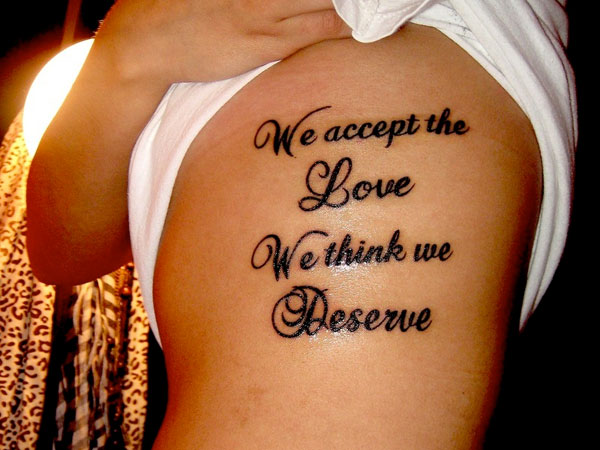 good quote 30 Good Tattoo Quotes You Will Love To Engrave